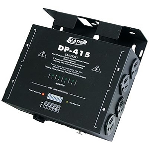 American DJ DP-415 DMX Dimmer/Switch Pack