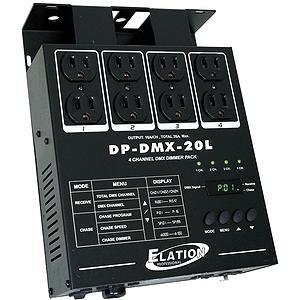 American DJ DP-DMX20L DMX Dimmer Pack