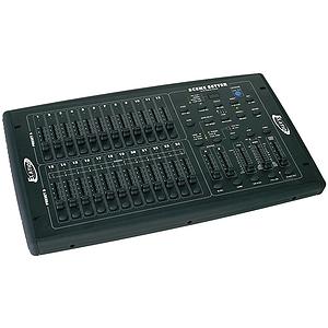 American DJ Scene Setter 24-Channel DMX Dimming Console