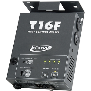 American DJ T16F 4-Channel Chase Control System