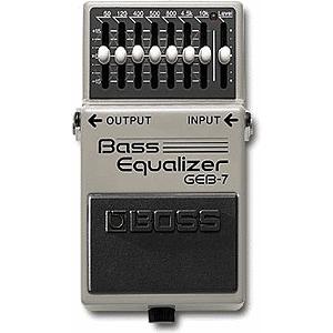 BOSS GEB-7 Bass EQ