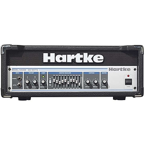 Hartke 5500 Bass Amplifier Head - 500-watts