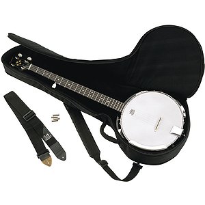 Hohner HB25 5-string Banjo with Gig Bag