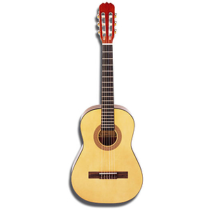 Hohner HC02P 34-inch Student Classical Nylon-string Acoustic Guitar