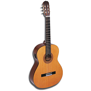 Hohner HC06E Classical Nylon-string Acoustic-Electric Guitar