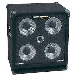 "Hartke 4.5XL Bass Amplifier Cabinet - 4x10"" & 1x5"", 400-watts"