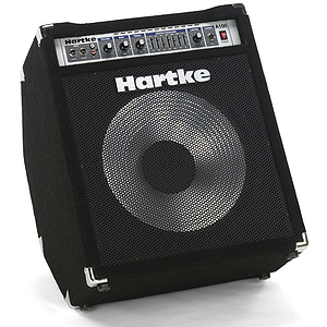 "Hartke A100 Bass Combo Amplifier - 100W, 15"" speaker"
