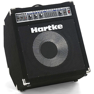 "Hartke A70 Bass Combo Amplifier - 70W, 12"" speaker"