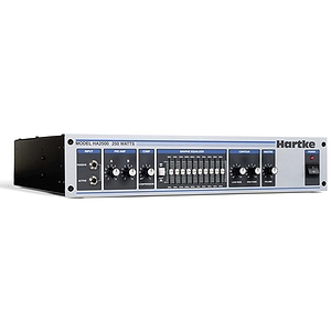 Hartke 2500 Bass Amp Head