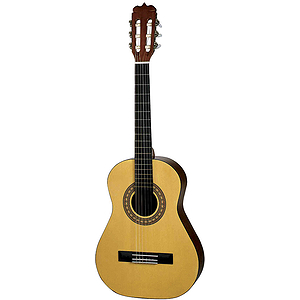Takamine Jasmine JS341 3/4-size Classical Nylon-string Student Acoustic Guitar - Natural