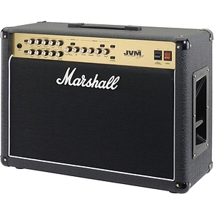 Marshall JVM210C Guitar Combo Amplifier - 100-watt, 2x12