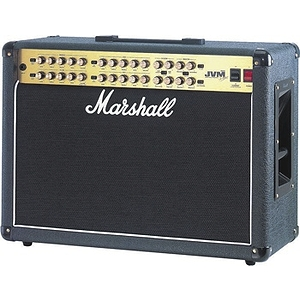Marshall JVM410C Guitar Combo Amplifier - 100-watt, 2x12