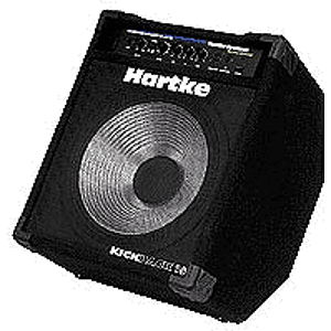 Hartke Kickback 15 120-watt Combo Amp