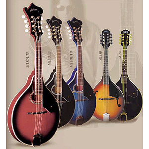 Washburn M1SDL Mandolin - Red