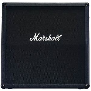 Marshall M412A Guitar Speaker Cabinet - 4x12 Angled Front