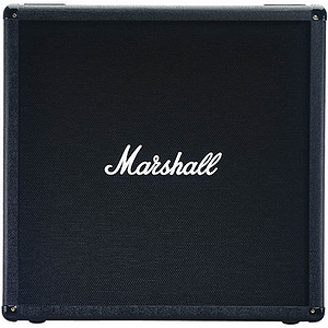 Marshall M412B Guitar Speaker Cabinet - 4x12 Straight Front