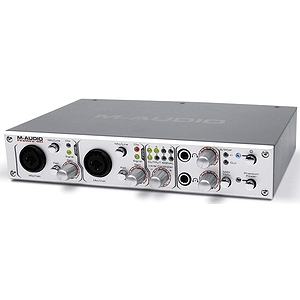 M-Audio FireWire 410 Mobile Recording Interface