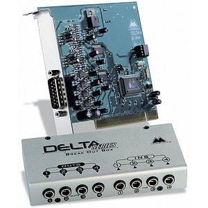 M-Audio Delta 44 PCI Audio Interface
