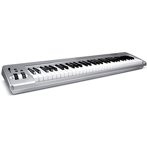 M-Audio Keystation 61es Semi-Weighted MIDI Keyboard Controller