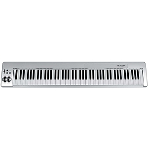M-Audio Keystation 88es Semi-Weighted MIDI Keyboard Controller