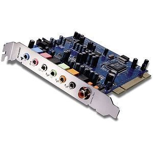 M-Audio Revolution 5.1 Surround Sound PCI Card