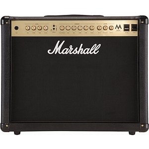 Marshall MA50C Guitar Combo Amplifier - 50-watt, 1x12