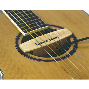 Barcus-Berry Maplebar Magnetic Soundhole Pickup for Acoustic Guitar