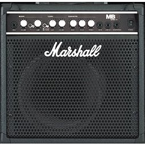 Marshall MB15 Bass Guitar Combo Amplifier - 15w, 1x8 - CLEARANCE!