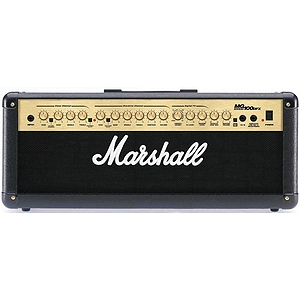 Marshall MG100HDFX 100-watt Guitar Amplifier Head with Digital Effects