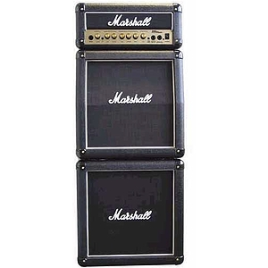 Marshall MG15MSII Micro Stack - 15-watt Head with 2 1x10 Cabinets