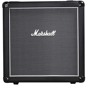 Marshall MHZ112B Guitar Speaker Cabinet - 1x12 Straight Front