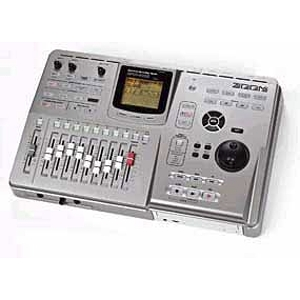 Zoom MRS-802BCD - Digital Multi-track Recording Studio w/CD Burner