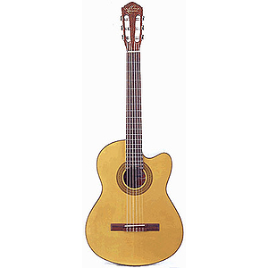 Oscar Schmidt Acoustic-Electric Classical Guitar