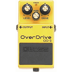 BOSS OD-3 Overdrive