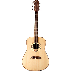 Oscar Schmidt 3/4-Size Acoustic Guitar - Natural Finish