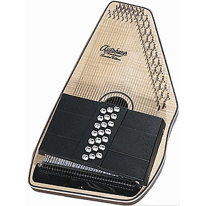 Oscar Schmidt OS11021 Limited Edition Autoharp - Natural Finish