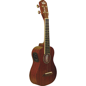 Oscar Schmidt OU2E Acoustic-Electric Concert Ukulele - Satin Finish