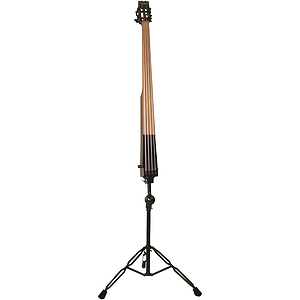 Dean Upright Pace Bass - Black, with case