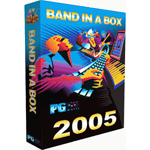 Band in a Box Bluegrass Pak - W (Windows)