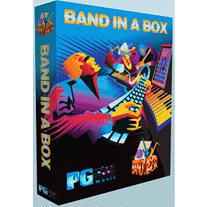 Band in a Box MegaPak (Windows)