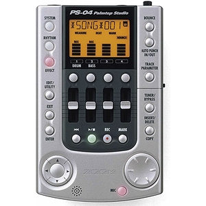 Zoom PS-04 Compact Personal Multi-Track Studio