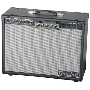 Randall MTS Series RM50B 50-watt Modular All-tube Combo Amp