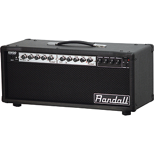 Randall RM50HB MTS Module Guitar Tube Amplifier Head - 50-watt