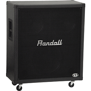 Randall RS125XL Guitar Amplifier Cabinet - 220-watt, 2x12 & 1x15, Straight Front
