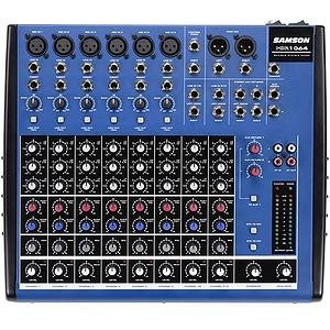 Samson MDR1064 Compact Mixer