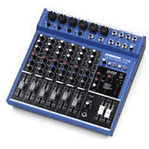 Samson MDR16 Compact 16-channel Mixer