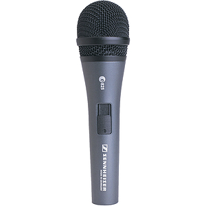 Sennheiser E825S Dynamic Microphone w/Switch