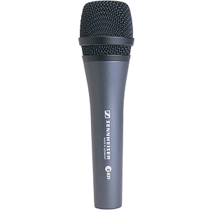 Sennheiser E835 Dynamic Vocal Microphone - E-Pack