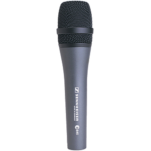 Sennheiser E845 Dynamic Vocal Microphone