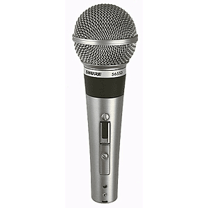 Shure 565SD-LC All Purpose Mic